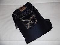 NEW! Women,s Amethyst Jeans Size 3 Reg. Mid Rise Skinny Crop Lot#75