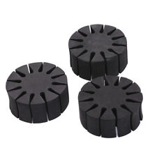 3pcs Archery Arrow Holder Foam Round Rack 12 Separator Quiver Protection Bow ATA