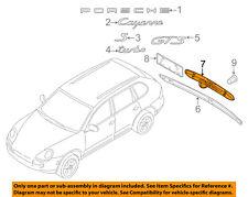 Apa Amortiguador Kit Luna Trasera para Cayenne 03-10 Porsche
