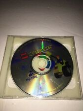 LEGO CREATOR-Windows-CD-ROM Video Game-ComputerPC 2000-TESTED RARE-SHIPS IN 24 H