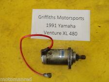 91 92 93 YAMAHA Venture XL VT480XL 88T OEM electric start starter motor 8y3-8180