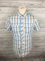 Men's Levi Shirt - Size Medium - Check - Great Condition