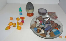Tumbled stones and other nice stones