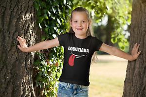 Polska Koszulka T-shirt Kids Girl
