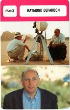 FICHE CINEMA :  RAYMOND DEPARDON -  France (Biographie/Filmographie)