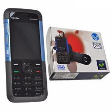 "New 2.1"" Nokia 5310 Xpress Music Edition 30MB Blue Factory Unlocked 2G Simfree"