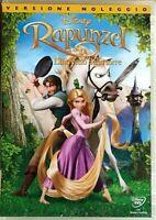 RAPUNZEL L'INTRECCIO DELLA TORRE (2004) DVD EX NOLEGGIO - ANIMAZIONE WALT DISNEY