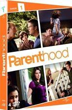 "COFFRET 4 DVD NEUF ""PARENTHOOD - SAISON 1"""