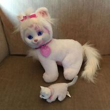 Vintage 1993 Hasbro Kitty Surprise White Pink Cat 1 Baby Kitten