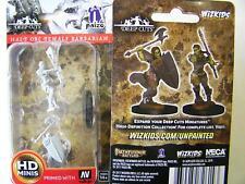 Wzk72614-Pathfinder Battles Deep Cuts-COMPONIBILI half-ORC Female Barbarian