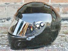 Simpson Devil Ray Helmet - carbon fiber SA2010 Medium M  racing 2/2013