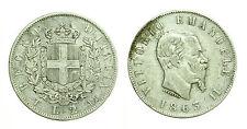 pcc1174_1) Regno Vittorio Emanuele II -  lire 2 del 1863 Torino