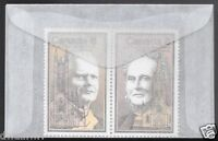 "Glassine Envelopes - Size # 2, (2-5/16"" x 3-5/8"") - per 1000  ACID FREE *NEW*"