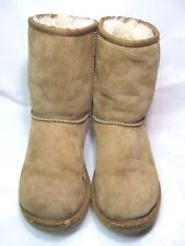 UGG Australia Youth Classic 5251 Sheepskin Suede Boots  Size 3    #2 JS%