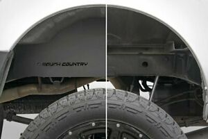 Rough Country Rear Wheel Well Liners (fits) 2005-2020 Nissan Frontier | Crew Cab