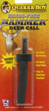 Quaker Boy Hands Free Hammer Call ,hunting, compact,Authentic sound