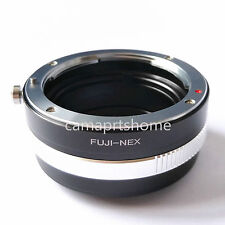 Fuji AX Fujica old FX X Mount Lens to Sony E NEX adapter NEX3 NEX5 NEX7 NEX6 A7R