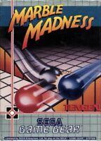 SEGA Game Gear Spiel - Marble Madness Modul mit Anl.