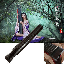 Gu Qin Traditional Chinese Paulownia Wood Guqin Chinese Zither Harp Koto Vintage