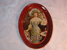 Pepsi Cola Tin Tip Tray Soda Advertising