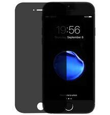 AntiSpy BLICKSCHUTZ PANZERGLAS 9H Schutzfolie Echt Glas für iPhone 7