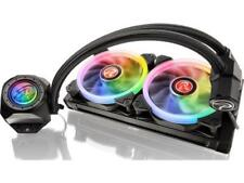 RAIJINTEK ORCUS 240 AIO Liquid/Water CPU Cooler, with RGB fans and tank, 8-port