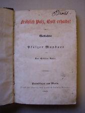 Karl Gottfried Nadler - Fröhlich Pfalz, 1847