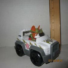 Tracker Paw Patrol Jungle Cruiser Tracker's Vehicle & Figure Spinmaster #2