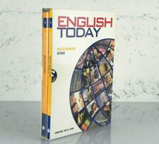 English today Beginner One volume 1 DVD con Libro corriere della sera cofanetto