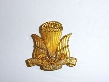a0353 WW 2 Canada Canadian EM Paratrooper Corps Airborne Beret Badge R17A