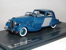 Matrix Scale Models 1938 Buick Series 80 Opera Brougham Fernandez & Darrin 1:43