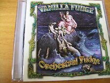VANILLA FUDGE ORCHESTRAL FUDGE  CD