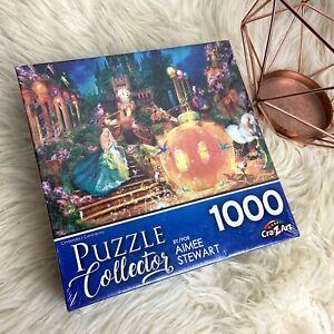 New Puzzle Collector 1000pcs Aimee Stewart Cinderella Princess Disney Gift