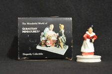 Sebastian Miniatures ~Dame Van Winkle 2137 (Sml144-A) New In Box - Retired