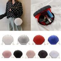 Women Shoulder Handbags Shell Small Crossbody Messenger Satchel Bag Tote Purse