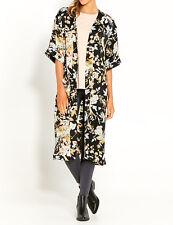 Dotti Enchanted Garden Kimono Multi Coloured Floral Line 584594 Nes Size 8