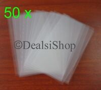 50 x LCD Screen Glass OCA Optical Clear Adhesive Sticker Glue For iPhone 5 5s 5c