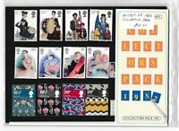 L1677dms 1982 GB UK British Collector Stamp pack