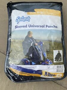 mobility scooter rain cover poncho