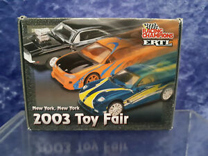 Racing Champions New York Toy Fair 2003 Toyota Supra Fast and Furious MIB