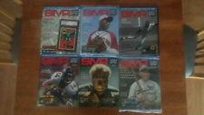 2009 to 2011 lot of 11 Sports Market Report Batman Bob Gibson Satchel Paige PSA