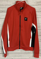 Nike NSW Nike Air Jacket Size L BV5154 657 : University Red/Black/White