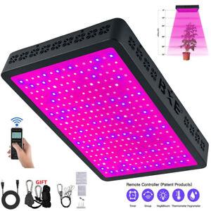 8000W LED Grow Light Lamp Full Spectrum for Indoor Plants Veg Flower Chain AU YE