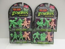 SLUG Zombies S.L.U.G. Series 2 3-Packs muscle men Sealed New lot complete