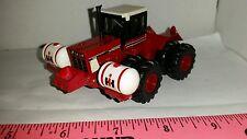 1/64 ERTL custom international 4586 4wd tractor saddle tank & rock box farm toy