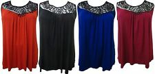 Unbranded Crew Neck Sleeveless Other Tops & Shirts for Women