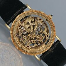 "Vacheron Constantin ""Skeleton"" Yellow Gold Automatic Ref. 43030 - RARE"