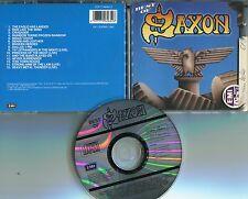 Saxon   CD   BEST OF SAXON   (c) UK 1991 ( CDP 796065 2) EMI