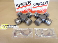 U JOINT KIT RAM 2500 & 3500 2ea DANA SPICER DODGE 9.25 FRONT AXLE SHAFT 03-09
