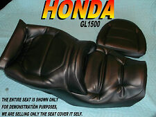 Honda GL1500 Seat Cover set GoldWing 1988-97 Aspencade GL1500 SE Interstate 612A